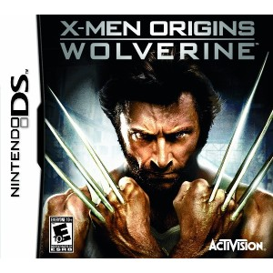 X-Men Origins: Wolverine (輸入版:北米) DS