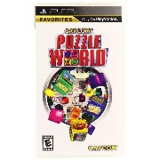 Capcom Puzzle World【海外北米版】