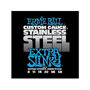 ERNIE BALL #2249×3SET☆EXTRA SLINKY Stainless アーニーボールエレキギター弦