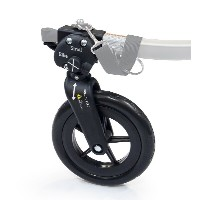 Burley Stroller Kit One Wheel Remorque Noir