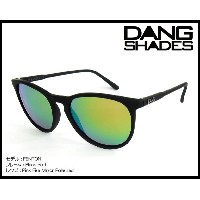 DANG SHADES FENTON Black Soft x Pink Fire Mirror Polarized(偏光レンズ) vidg00259 ミラーレンズ トイサングラス