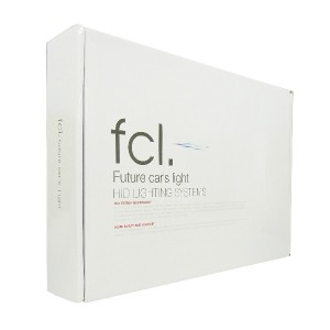 fcl 25W H8/H11/H16 6000K HIDコンバージョンキットFHID-251106S