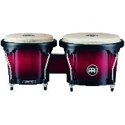 MEINL Percussion マイネル ボンゴ Headliner Series Wood Bongo HB100WRB 【国内正規品】