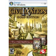 Sid Meier's Civilization IV: Gold Edition (輸入版)