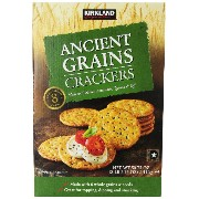 KIRKLAND ANCIENT GRAINS クラッカー 1.44kg 古代穀物
