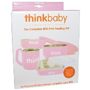 thinkbaby コンプリートフリーディングセット ギフト・自宅用セット [並行輸入品]