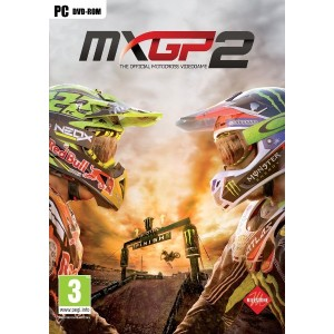 MXGP 2: The Official Motocross Video Game (PC DVD) (輸入版)