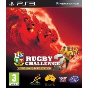 Rugby Challenge 2 : The Lions Tour Edition [import anglais]