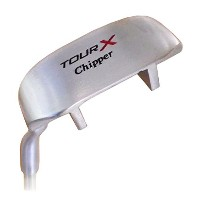MARCHANT OF GOLF(マーチャント オブ ゴルフ) Tour X レフティーチッパー Tour X Stainless Chipper MLH USモデル [並行輸入品]