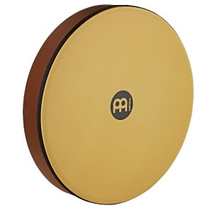 "MEINL Percussion マイネル フレームドラム Synthetic Head Hand Drum 14"" HD14AB-TF 【国内正規品】"