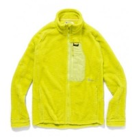 14-15 AK457 GUIDE FLEECE -Neon Yellow- size:M