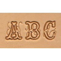 "Craftool Alphabet Set .75""-Script (並行輸入品)"