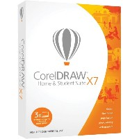 Corel コーレル CorelDRAW Graphics Home & Student Suite X7 デザイン ソフトウェア [並行輸入品]