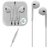 MarsTech Ear Pods with Remote and Mic (iPod・iPhone用イヤホン) スマホ Android 多機種対応 新型 イヤホン リモコン付き マイク付き ...