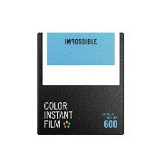 IMPOSSIBLE ポラロイド用インスタントフィルム COLOR INSTANT FILM for 600