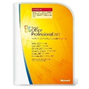 Microsoft Office 2007 Professional アップグレード