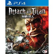 Attack on Titan (輸入版:北米) - PS4