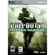 Call of Duty 4: Modern Warfare (Mac) (輸入版)