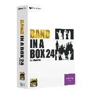 PG Music Band-in-a-Box 24 for Windows EverythingPAK