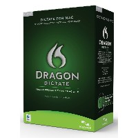 Dragon Dictate for Mac 2.0 US English