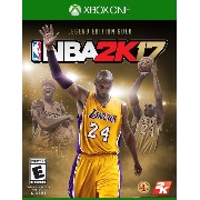 [cpa][c:0][b:10][s:0.20]Nba 2K17 Legends Gold (輸入版:北米) - XboxOne