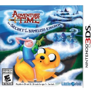 Adventure Time: The Secret of the Nameless Kingdom (輸入版:北米) - 3DS