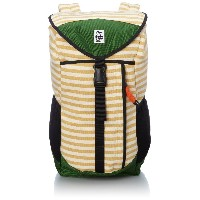 [チャムス] CHUMS Book Pack Sweat Nylon CH60-0680 Y018 (Mustard Ntrl/Amazon)