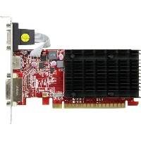 玄人志向 グラフィックボード AMD Radeon HD6450 1GB PCI-Express RH6450-LE1GH/SHORT