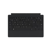 Microsoft Surface Type Cover 2 (Keyboard with Back Light) UK layout - Black for Surface Pro / RT / Pro 2 / RT 2