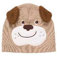Carter's(カーターズ) :: Puppy Sweater Beanie :: 帽子 :: 3-9M (55-72cm)