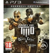 Army of Two The Devil's Cartel Overkill Edition (PS3) (輸入版)