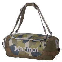 マーモット(Marmot) Long Hauler Duffle Bag-Small M5B-F2676 8640 Fカモ/ブラウンモス S