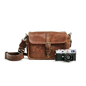 ONA カメラバッグ THE LEATHER BOWERY FOR LEICA (Antique Cognac) ONA5-014LBR-Leica 国内正規品