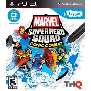 Udraw Marvel Super Hero Squad: Comic Combat (輸入版:北米) SP3