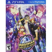 "[cpa][c:0][b:10][s:0.20]Persona 4: Dancing All Night ""Disco Fever Collector's Edition"" (輸入版:北米) - PS Vita"