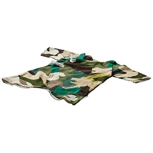 ikue ベビーガーゼ肌着Baby Onesie Animal camo Green