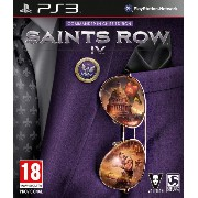 Saints Row IV: Commander In Chief Edition (PS3) (輸入版)