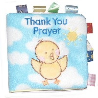 Taggies+SCHOLASTIC布絵本「Thank You Prayer」 [並行輸入品]