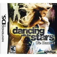 Dancing With the Stars: We Dance! (Nintendo DS) 北米版