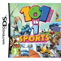 101-in-1 Megamix Sports (Nintendo DS) (輸入版)