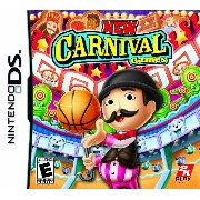 New Carnival Games (輸入版:北米) DS