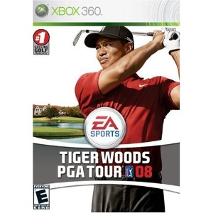 Tiger Woods Pga Tour 08 / Game