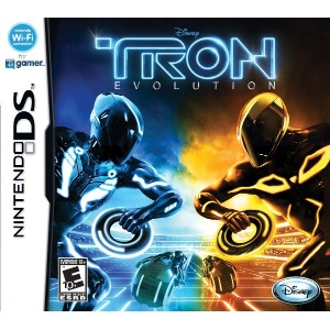 Tron Evolution (輸入版:北米) DS