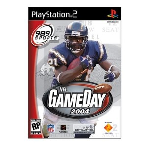 NFL Gameday 2004 / Game