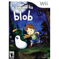 Boy and His Blob