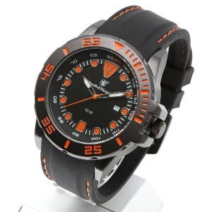 [Smith & Wesson]スミス&ウェッソン ミリタリー腕時計 SCOUT WATCH ORANGE/BLACK SWW-582-OR [正規品]