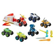 Fisher-Price Blaze Monster Machine Gift Pack [並行輸入品]