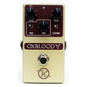 Keeley Electronics Oxblood [並行輸入品]