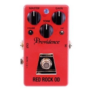 Providence ROD-1 RED ROCK OD オーバードライブ