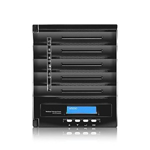 Thecus Technology Windows Storage Server 2012 R2 Essentials NAS 5Bay Extended model W5000+